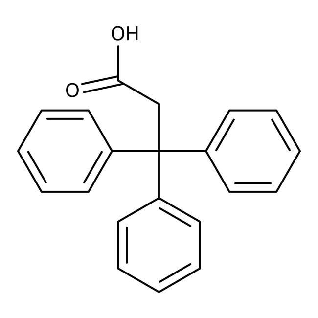 Alfa Aesar  3,3,3-Triphenylpropionic acid, 98%