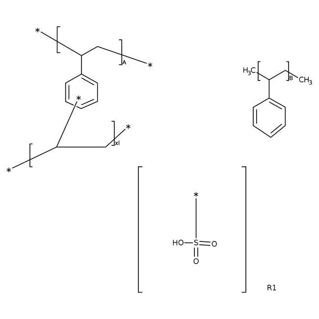 Amberlite™ IR-120 Na ion-exchange resin, ACROS Organics™ 1kg Amberlite™ IR-120 Na ion-exchange resin, ACROS Organics™