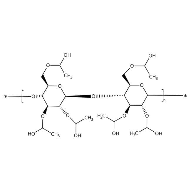 Hydroxypropyl cellulose, Average M.W. 100.000, ACROS Organics