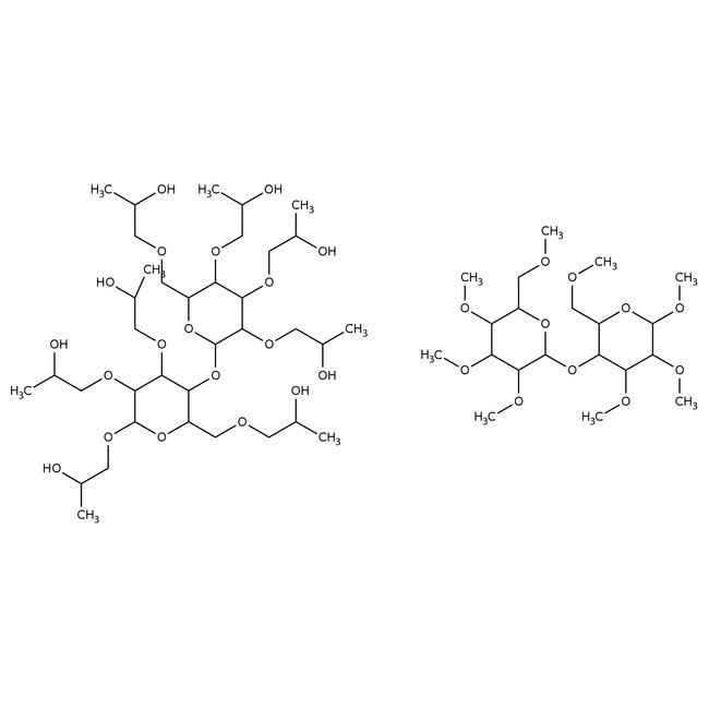 Hydroxypropyl methyl cellulose, M.N. 86,000; viscosity 4,000mPas (2% solution), ACROS Organics™