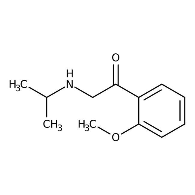 Alfa Aesar™2-Isopropilamino-2'-metoxiacetofenona 1g Alfa Aesar™2-Isopropilamino-2'-metoxiacetofenona