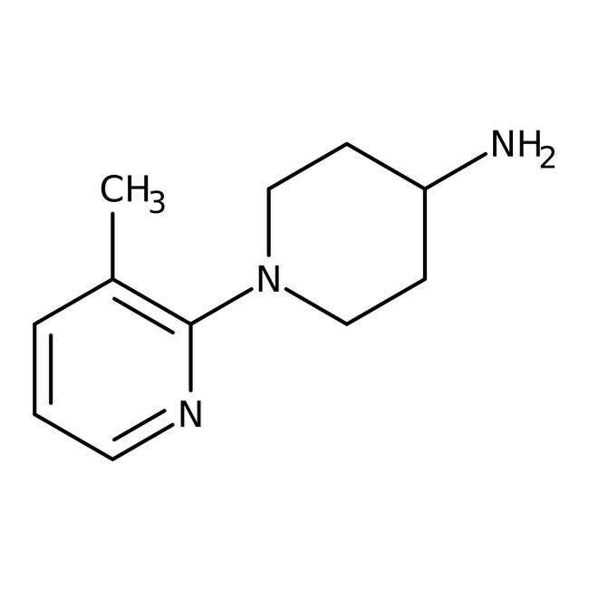 Alfa Aesar™4-Amino-1-(3-methyl-2-pyridyl)piperidine, 99% 250mg Alfa Aesar™4-Amino-1-(3-methyl-2-pyridyl)piperidine, 99%