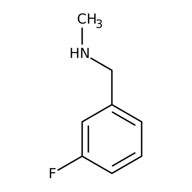 Alfa Aesar™3-Fluoro-N-methylbenzylamine, 97%