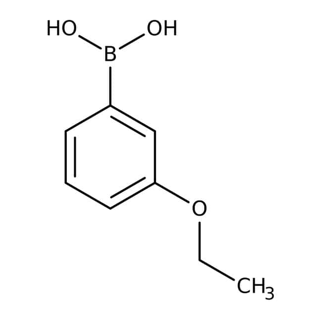 3-Ethoxyphenylboronic acid, 97%, ACROS Organics