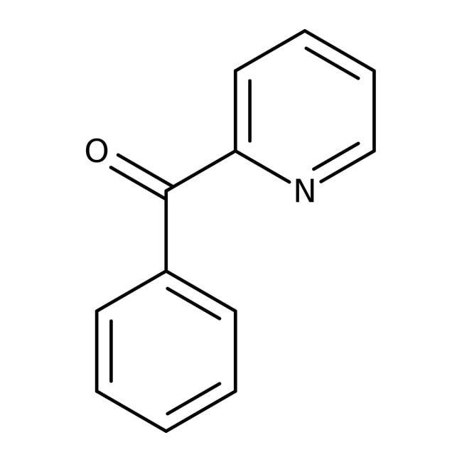 2-Benzoylpyridine, 99+%, ACROS Organics™