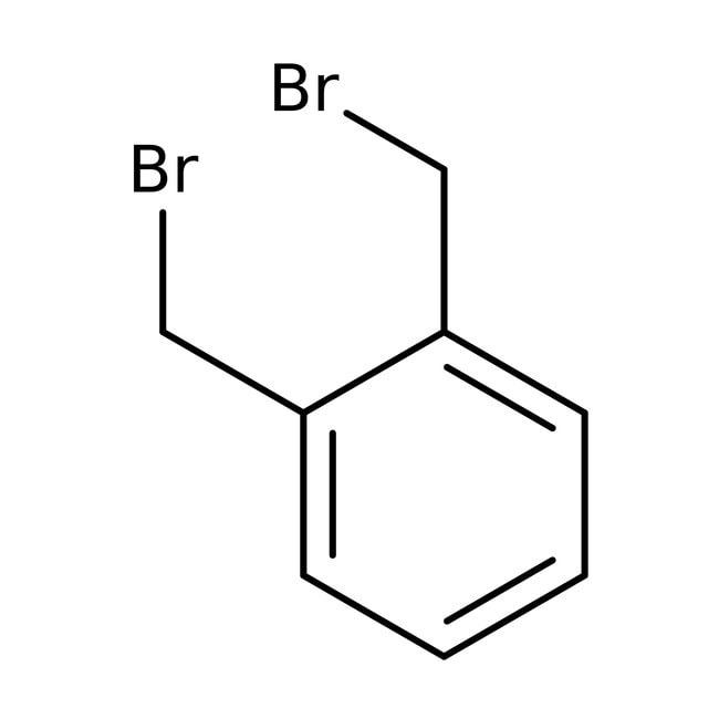 alpha,alpha'-Dibromo-o-xylene, 96%, ACROS Organics™