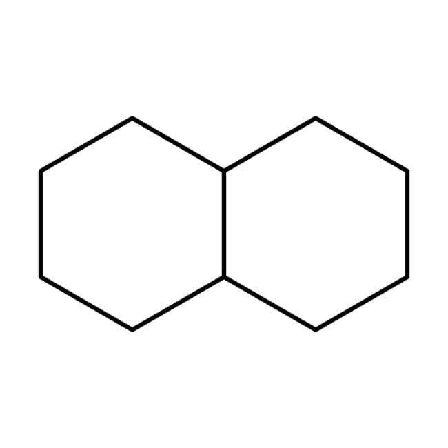 Decahydronaphthalene, 98%, mixture of cis and trans, ACROS Organics™