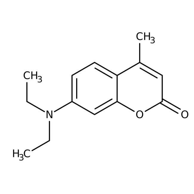 7-Diethylamino-4-methylcoumarin 98.0+%, TCI America™