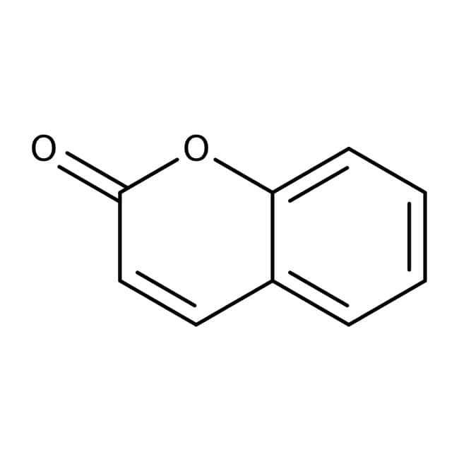 Coumarin, 99+%, ACROS Organics™ 1kg; Plastic bottle Coumarin, 99+%, ACROS Organics™