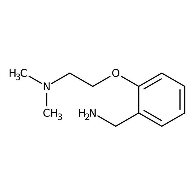 2-[2-(Dimethylamino)ethoxy]benzylamine, 90%, Maybridge 1g 2-[2-(Dimethylamino)ethoxy]benzylamine, 90%, Maybridge