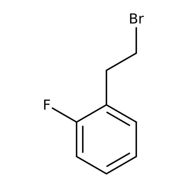 2-Fluorophenethyl bromide, 97%, ACROS Organics™ 1g 2-Fluorophenethyl bromide, 97%, ACROS Organics™