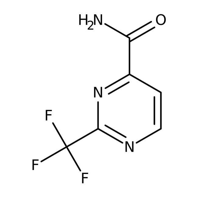 Alfa Aesar™2-(Trifluoromethyl)pyrimidine-4-carboxamide, 97% 1g Alfa Aesar™2-(Trifluoromethyl)pyrimidine-4-carboxamide, 97%