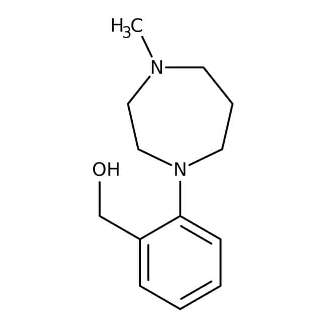[2-(4-Methylperhydro-1,4-diazepin-1-yl)phenyl]methanol, ≥97%, Maybridge: Benzene and substituted derivatives Benzenoids