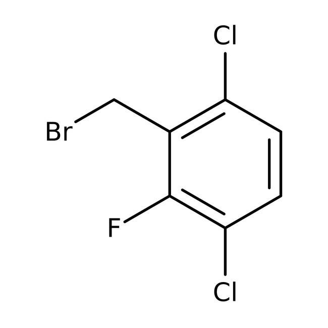Alfa Aesar™3,6-Dichlor-2-fluorbenzylbromid, 97% 1g Alfa Aesar™3,6-Dichlor-2-fluorbenzylbromid, 97%