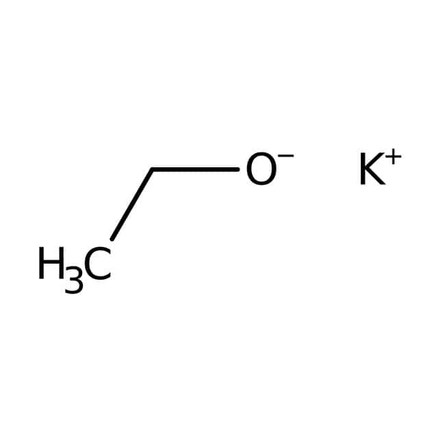 Alfa Aesar  Potassium ethoxide, 99+% (metals basis), 15% w/v in ethanol