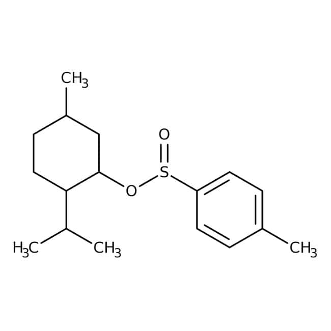 (1S,2R,5S)-( )-Menthyl (R)-p-Toluenesulfinate 97.0 %, TCI America