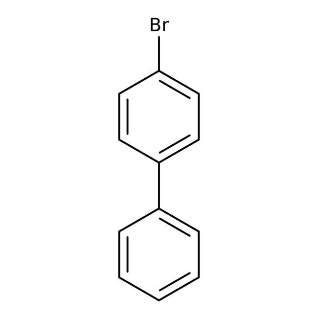 4-Bromobiphenyl, 99%, ACROS Organics