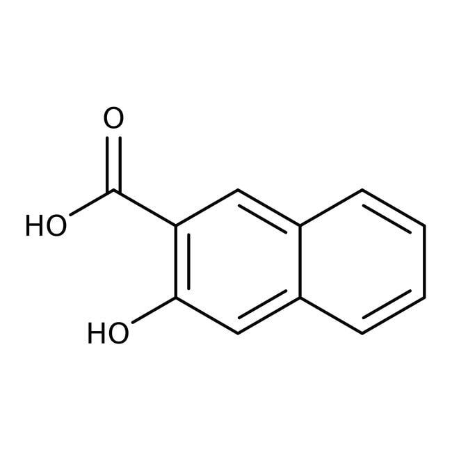 3-Hydroxy-2-naphthoic acid, 98%, ACROS Organics™