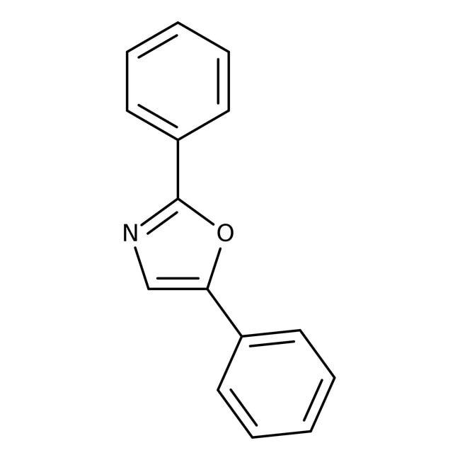 2,5-Diphenyloxazole, Scintillation Grade 99%, ACROS Organics™