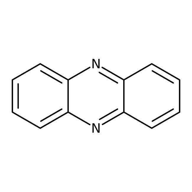 Phenazine, 98%, Acros Organics 100g; Glass bottle Phenazine, 98%, Acros Organics