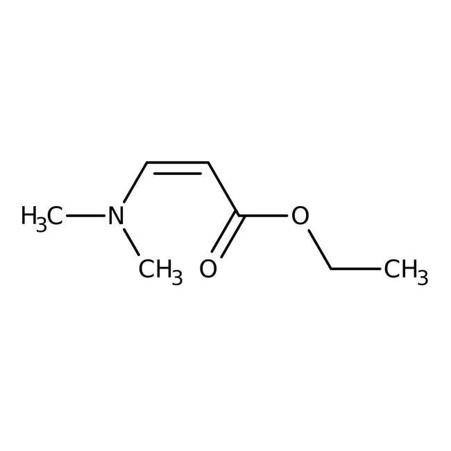 Ethyl 3-(N,N-dimethylamino)acrylate, 99+%, ACROS Organics™