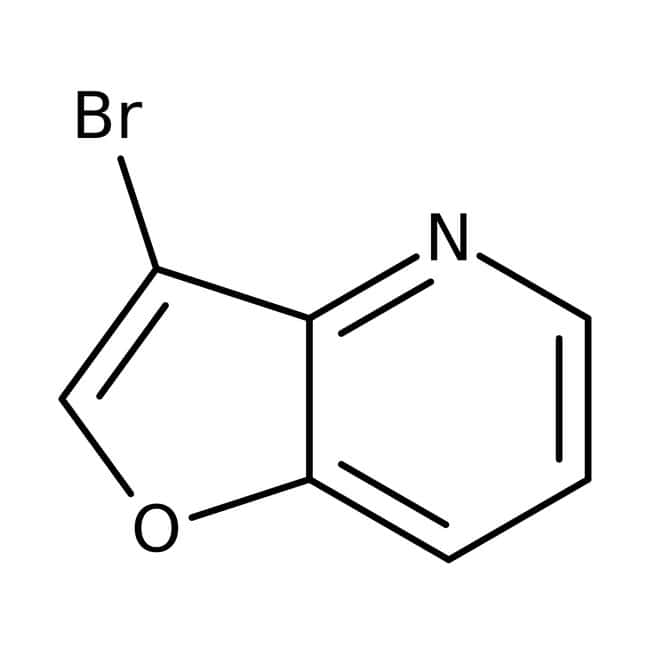 3-Bromofuro[3,2-b]pyridine, 96%, Alfa Aesar™ 250mg 3-Bromofuro[3,2-b]pyridine, 96%, Alfa Aesar™