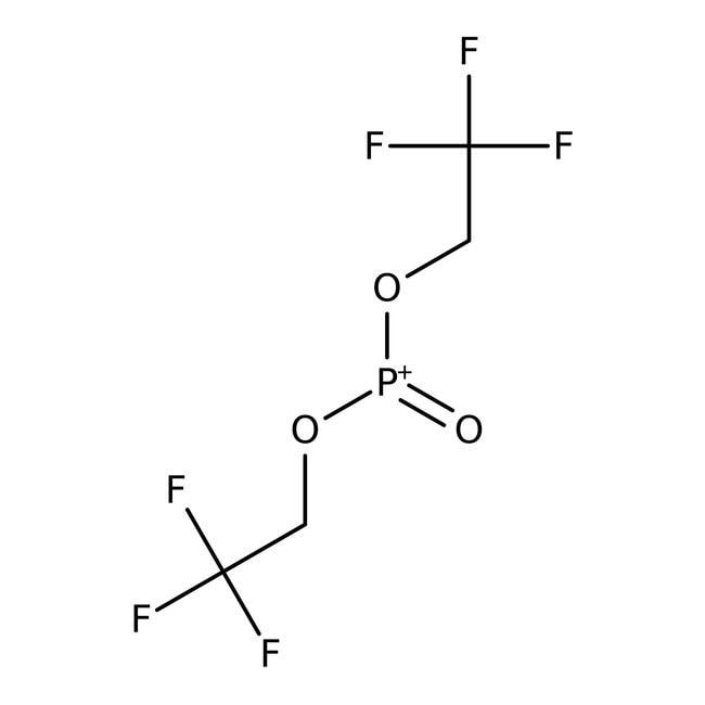 Alfa Aesar™Bis(2,2,2-trifluoroethyl) phosphite, tech. 90%