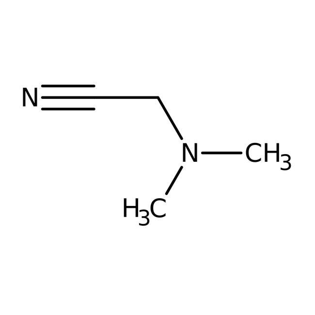 Alfa Aesar  Dimethylaminoacetonitrile, 98%
