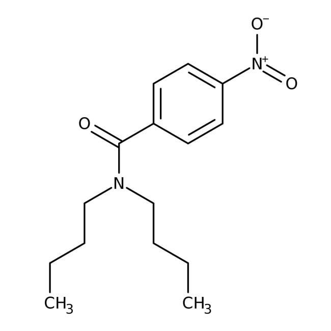 Alfa Aesar™N,N-Di-n-butyl-4-nitrobenzamide, 97% 1g Alfa Aesar™N,N-Di-n-butyl-4-nitrobenzamide, 97%