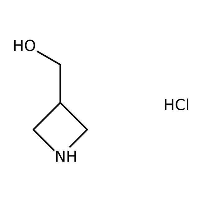 Alfa Aesar™3-Azetidinemethanol hydrochloride, 95% 250mg Alfa Aesar™3-Azetidinemethanol hydrochloride, 95%