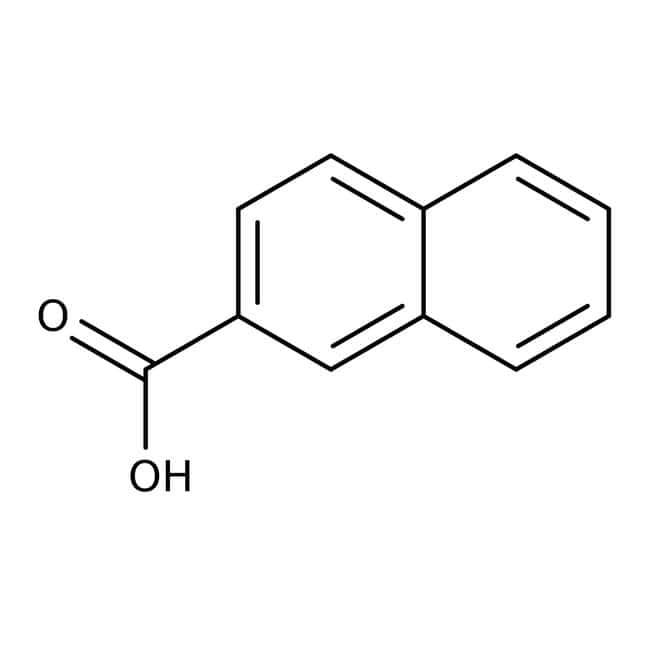 2-Naphthoic acid, 99%, ACROS Organics