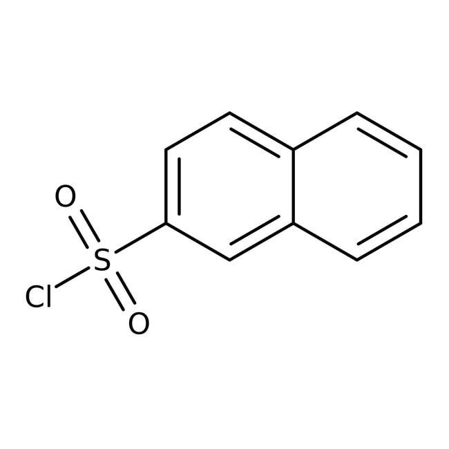 2-Naphthalenesulfonyl chloride, 97%, ACROS Organics™