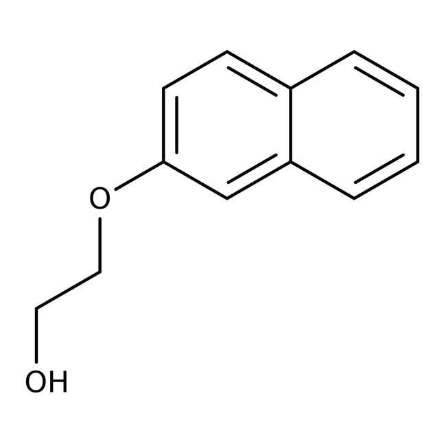 Alfa Aesar™2-(2-Naphthoxy)ethanol, 98+% 5g Alfa Aesar™2-(2-Naphthoxy)ethanol, 98+%
