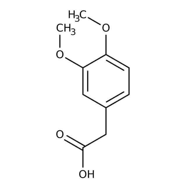 (3,4-Dimethoxyphenyl)acetic acid, 99%, Acros Organics