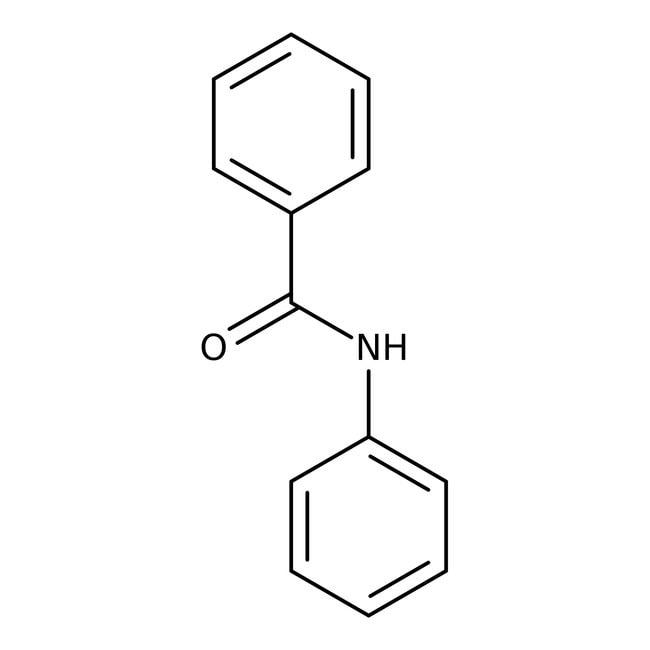 Benzanilide, 98%, ACROS Organics™