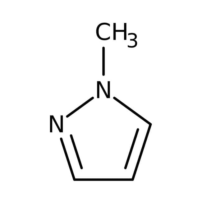 1-Methylpyrazole, 98%, ACROS Organics™
