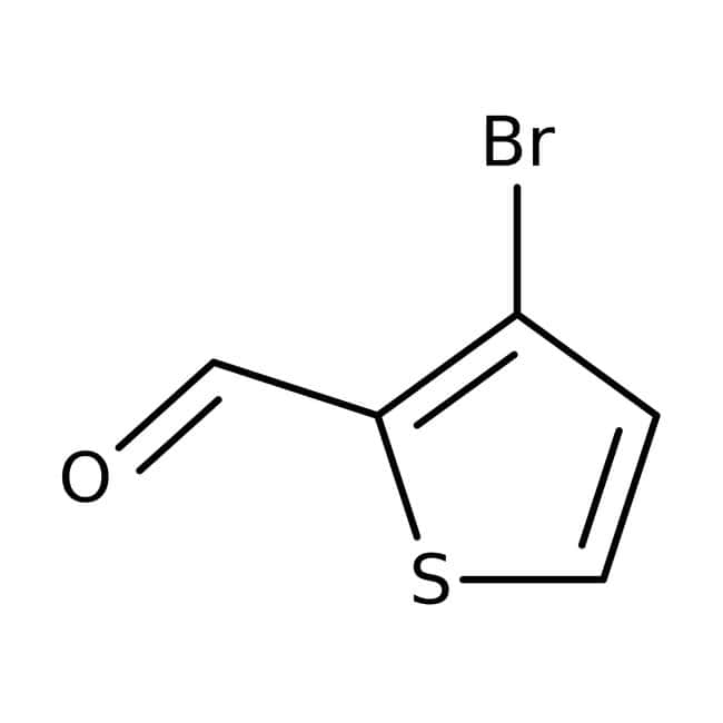 3-Bromthiophen-2-carboxaldehyd, 97%, AcrosOrganics™ 5g 3-Bromthiophen-2-carboxaldehyd, 97%, AcrosOrganics™