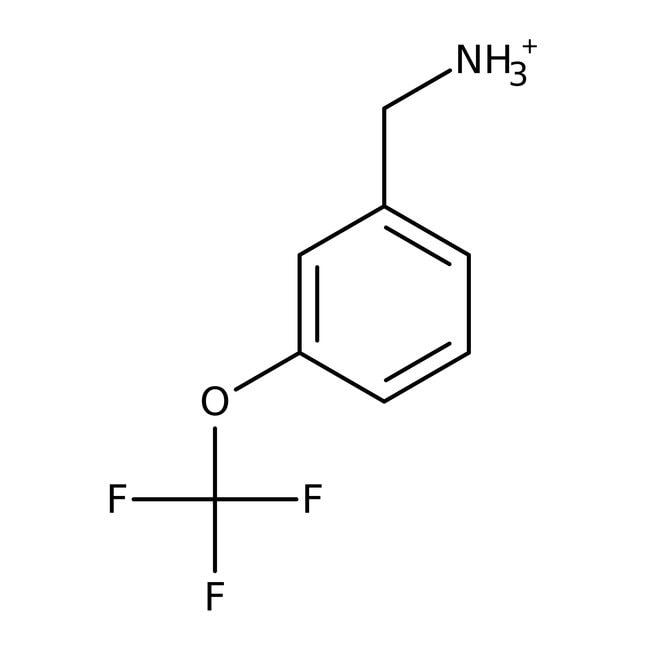 3-(trifluoromethoxy)benzylamine, 98%, ACROS Organics