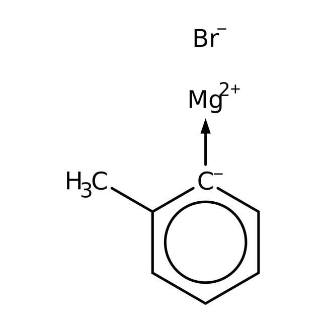 o-Tolylmagnesium bromide, 2M solution in diethyl ether, AcroSeal™, ACROS Organics™