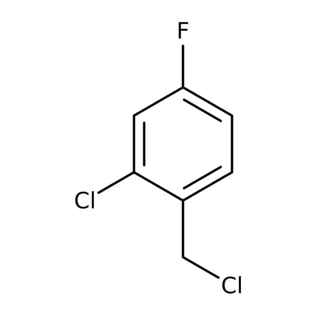 Alfa Aesar™2-Chlor-4-fluorobenzylchlorid, 96%: Benzyl halides Benzene and substituted derivatives