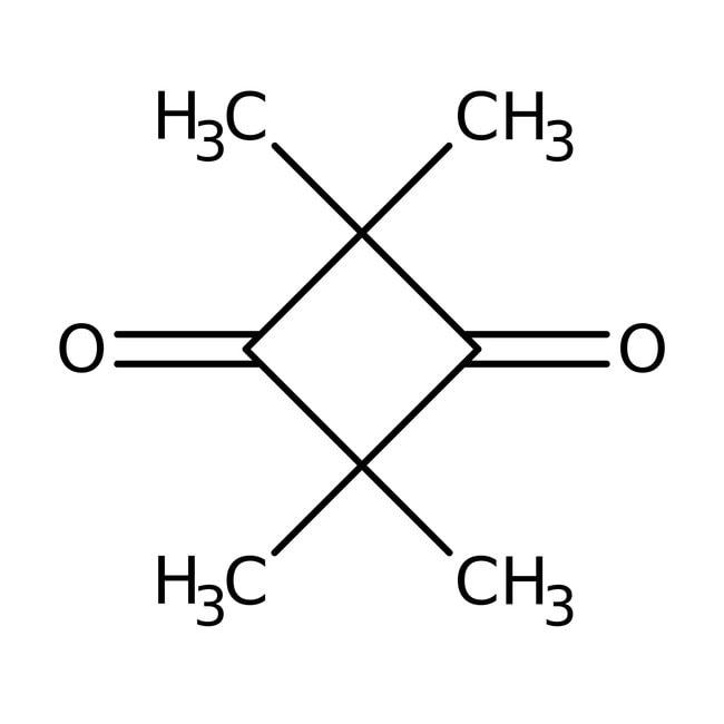 Alfa Aesar  Tetramethylcyclobutane-1,3-dione, 99%
