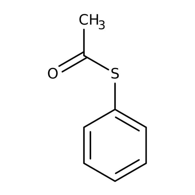 Alfa Aesar™S-Phenyl thioacetate, 98%