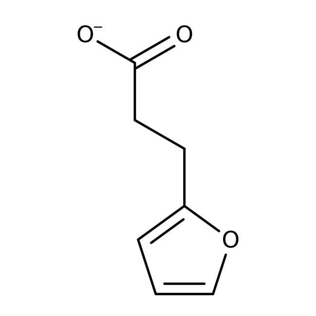 3-(2-Furyl)propanoic acid, 98%, ACROS Organics™ 1g 3-(2-Furyl)propanoic acid, 98%, ACROS Organics™