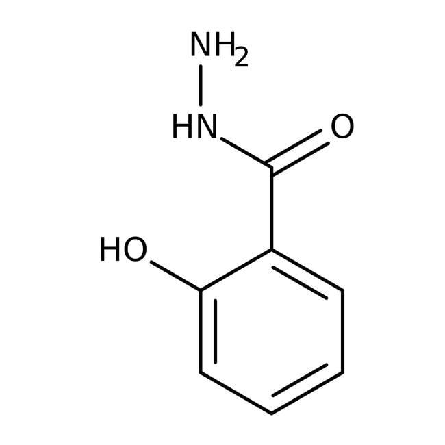 Salicylhydrazide, 98+%, ACROS Organics™ 25g; Plastic bottle Salicylhydrazide, 98+%, ACROS Organics™