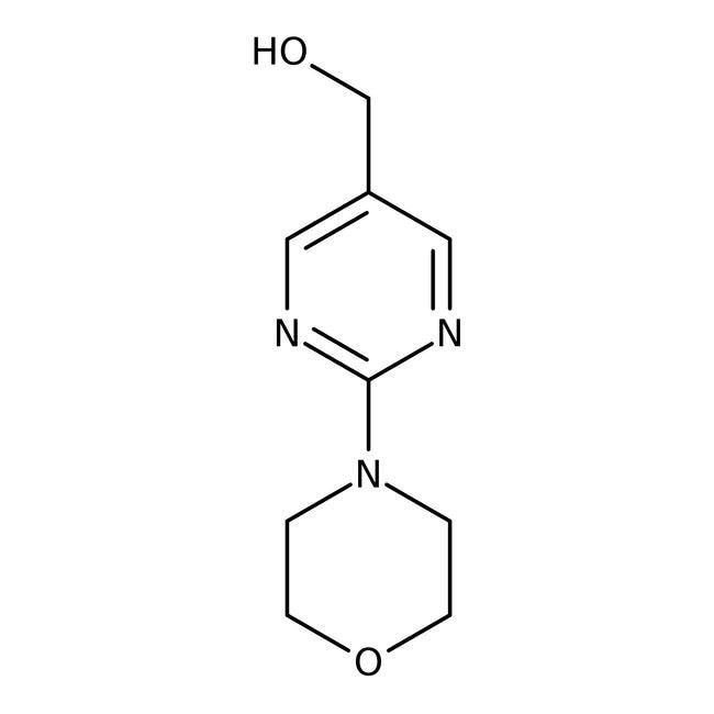 (2-Morpholinopyrimidin-5 -yl)Methanol, 97%, Maybridge Braunglasflasche, 250mg (2-Morpholinopyrimidin-5 -yl)Methanol, 97%, Maybridge