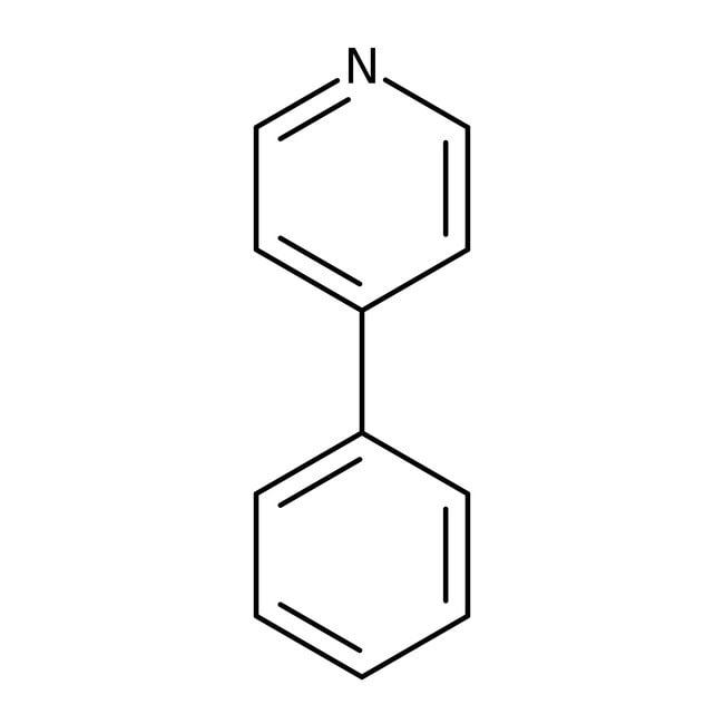 4-Phenylpyridine, 99%, ACROS Organics™