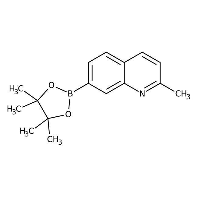 Alfa Aesar™2-Methylquinoline-7-boronic acid pinacol ester, 96%