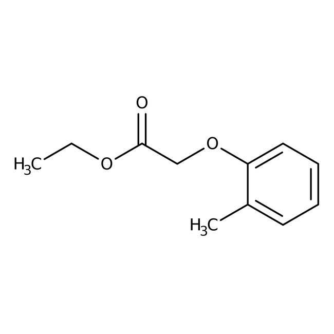 Alfa Aesar  Ethyl (2-methylphenoxy)acetate, 99%