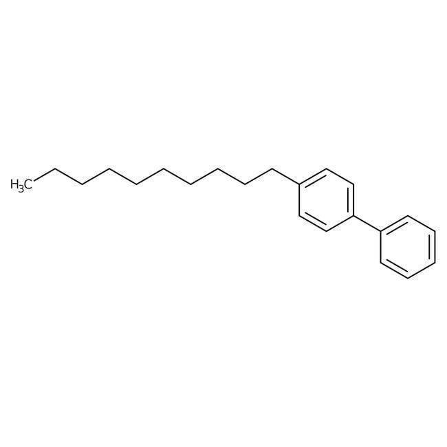 Alfa Aesar  4-n-Decylbiphenyl, 98%