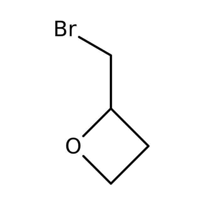 Alfa Aesar™2-(Bromomethyl)oxetane, 96% 250mg Alfa Aesar™2-(Bromomethyl)oxetane, 96%